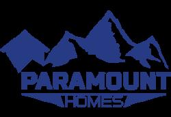Paramount Homes logo Bridges of Langdon