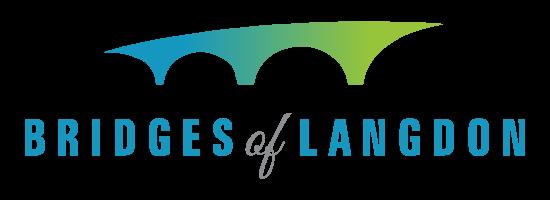 Bridges of Langdon logo full color